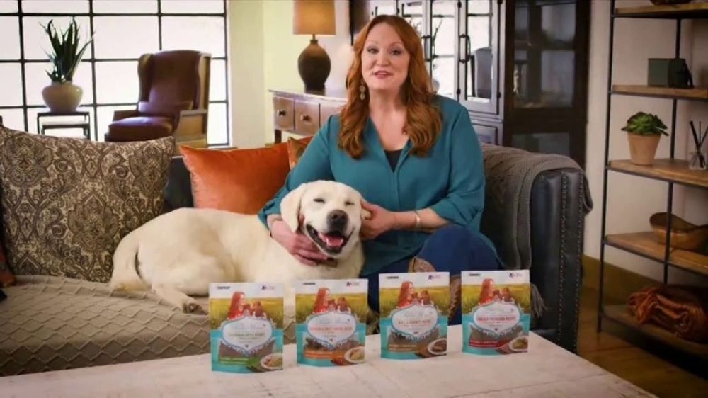 Purina The Pioneer Woman Dog Treats TV Commercial, 'Simple Ingredients' Featuring Ree Drummond