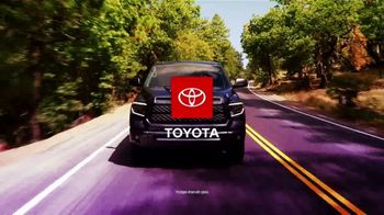 Toyota TV Spot, 'Turn Up Your Power and Adrenaline' [T2] - Thumbnail 1