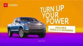 Toyota TV Spot, 'Turn Up Your Power and Adrenaline' [T2] - Thumbnail 2