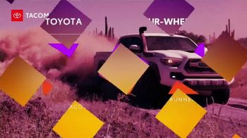 Toyota TV Spot, 'Turn Up Your Power and Adrenaline' [T2] - Thumbnail 6