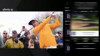 XFINITY X1 TV Spot, 'PGA Tour Golf' - Thumbnail 4
