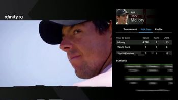 XFINITY X1 TV Spot, 'PGA Tour Golf' - Thumbnail 8
