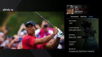 XFINITY X1 TV Spot, 'PGA Tour Golf' - 40 commercial airings