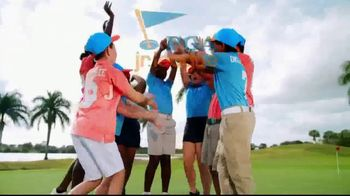 PGA Junior League Golf TV Spot, 'Changing the Game' Featuring Michelle Wie, Rory McIlroy - Thumbnail 10