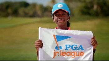 PGA Junior League Golf TV Spot, 'Changing the Game' Featuring Michelle Wie, Rory McIlroy - 56 commercial airings