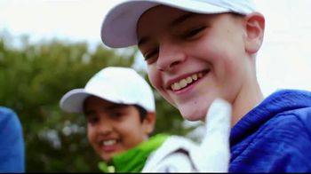 PGA Junior League Golf TV Spot, 'Changing the Game' Featuring Michelle Wie, Rory McIlroy - Thumbnail 8