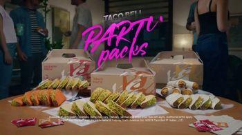 Taco Bell Party Packs TV Spot, 'Taco ReBELLion' - Thumbnail 9