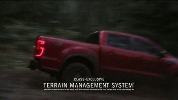 2019 Ford Ranger TV Spot, 'Any Terrain' [T2] - Thumbnail 5