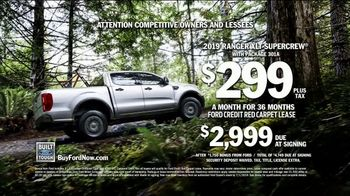 2019 Ford Ranger TV Spot, 'Any Terrain' [T2] - Thumbnail 7