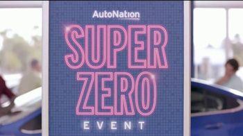 AutoNation Super Zero Event TV Spot, '2019 Ram 1500 Tradesman Quad Cab' - Thumbnail 1