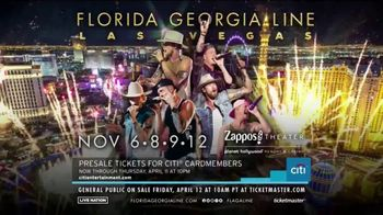 Florida Georgia Line TV Spot, '2019 Zappos Theater' - Thumbnail 8