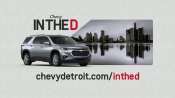 Chevrolet TV Spot, 'In the D: Music Venues' [T2] - Thumbnail 9
