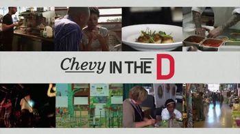 Chevrolet TV Spot, 'In the D: Music Venues' [T2] - Thumbnail 1
