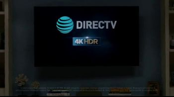 DIRECTV 4K HDR TV Spot, 'Live Your Entertainment' - Thumbnail 9