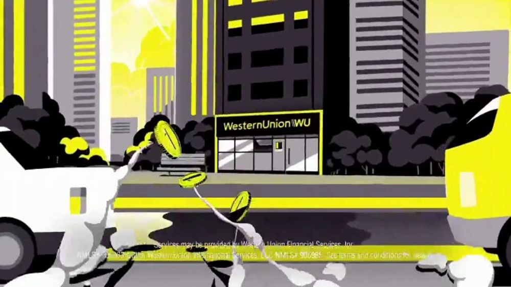 Western Union App TV Commercial, 'Send Your Money Around the World' - Video