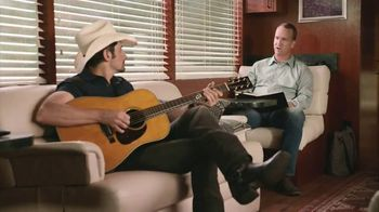 Nationwide Insurance TV Spot, 'Are We There Yet?' Featuring Peyton Manning, Brad Paisley - 2651 commercial airings