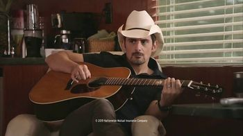 Nationwide Insurance TV Spot, 'Are We There Yet?' Featuring Peyton Manning, Brad Paisley - Thumbnail 3