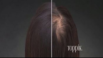 Toppik TV Spot, 'Full Hair Instantly'