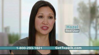 Toppik TV Spot, 'Full Hair Instantly' - Thumbnail 6