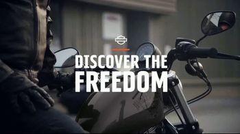 Harley-Davidson TV Spot, 'Feel the Freedom' - Thumbnail 1