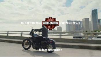 Harley-Davidson TV Spot, 'Feel the Freedom' - Thumbnail 10