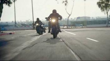 Harley-Davidson TV Spot, 'Feel the Freedom' - Thumbnail 3