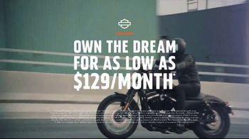 Harley-Davidson TV Spot, 'Feel the Freedom' - Thumbnail 4