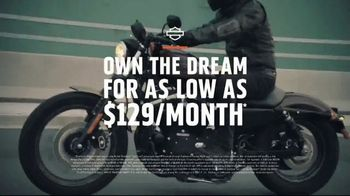 Harley-Davidson TV Spot, 'Feel the Freedom' - Thumbnail 5