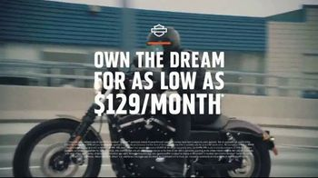 Harley-Davidson TV Spot, 'Feel the Freedom' - Thumbnail 6