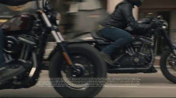 Harley-Davidson TV Spot, 'Feel the Freedom' - Thumbnail 7