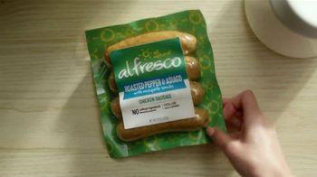 Al Fresco All Natural Chicken Sausage TV Spot, 'Pasta' - Thumbnail 5