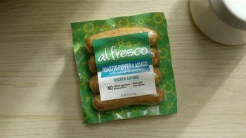 Al Fresco All Natural Chicken Sausage TV Spot, 'Pasta' - Thumbnail 6