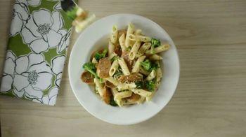 Al Fresco All Natural Chicken Sausage TV Spot, 'Pasta' - Thumbnail 9