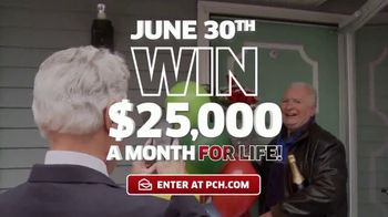 Publishers Clearing House TV Spot, 'Actual Winner: James Lane' - 220 commercial airings
