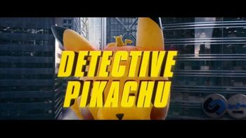 Pokémon Detective Pikachu - Alternate Trailer 36