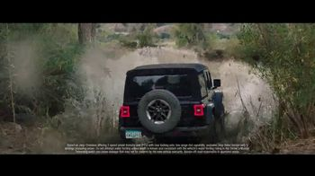 Jeep Freedom Days TV Spot, 'In the Presence of a Legend' Featuring Tony Hawk, Song by SUR [T2] - Thumbnail 4