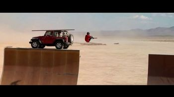 Jeep Freedom Days TV Spot, 'In the Presence of a Legend' Featuring Tony Hawk, Song by SUR [T2] - Thumbnail 5