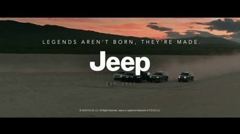 Jeep Freedom Days TV Spot, 'In the Presence of a Legend' Featuring Tony Hawk, Song by SUR [T2] - Thumbnail 8