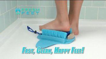 Fresh Feet TV Spot, 'Clean Happy Feet' - Thumbnail 2