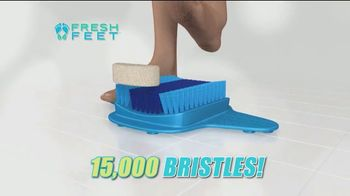 Fresh Feet TV Spot, 'Clean Happy Feet' - Thumbnail 5