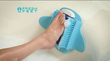 Fresh Feet TV Spot, 'Clean Happy Feet'