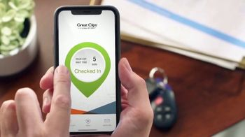 Great Clips The Great Haircut Sale TV Spot, 'Good vs. Great: $7.99' - Thumbnail 4