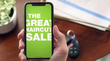 Great Clips The Great Haircut Sale TV Spot, 'Good vs. Great: $7.99' - Thumbnail 5
