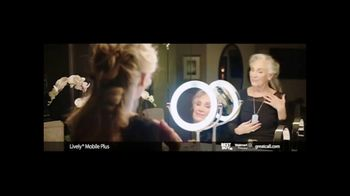 GreatCall Lively Mobile Plus TV Spot, ' Mother's Day: Go Dancing' Featuring John Walsh