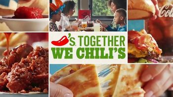 Chili's 3 for $10 TV Spot, 'Lunch With Your Best Friend' - Thumbnail 7