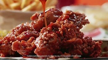 Chili's 3 for $10 TV Spot, 'Lunch With Your Best Friend' - Thumbnail 3