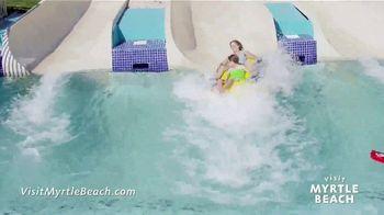 Visit Myrtle Beach TV Spot, 'Escape'