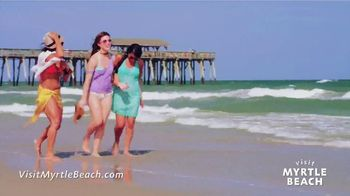 Visit Myrtle Beach TV Spot, 'Escape' - Thumbnail 4