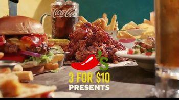 Chili's 3 for $10 TV Spot, 'Nana Went Blonde' - Thumbnail 2