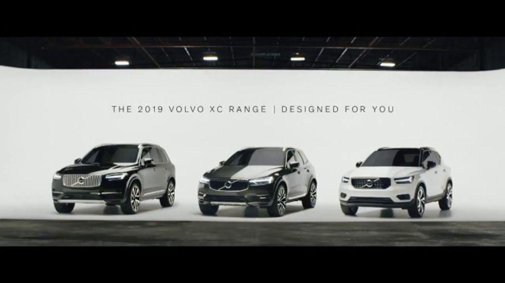 2019 volvo xc range tv commercial   u0026 39 designed for you u0026 39   t2